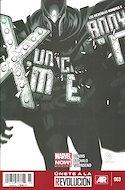 Uncanny X-Men (2013-2016) (Grapa) #3