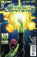 Green Lantern Vol. 5 (2011-2016) (Comic book) #4