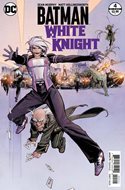 Batman: White Knight (Variant Covers) (Grapa) #4.1