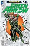 Green Arrow vol. 5 (2011-2016) (Comic Book) #0