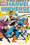 Official Handbook of the Marvel Universe Vol 2 (Handbook) #2