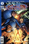 Los 4 Fantásticos Vol. 5 (2003-2004) (Grapa, 24 páginas) #1