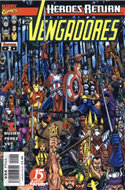 Los Vengadores vol. 3 (1998-2005) (Grapa. 17x26. 24 páginas. Color. (1998-2005).) #2