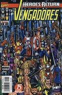 Los Vengadores Vol. 3 (1998-2005) (Grapa 24 pp) #2