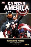 Capitán América. Marvel Deluxe (Cartoné 176 páginas.) #9