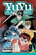 Yu Yu Hakusho (Softcover) #9