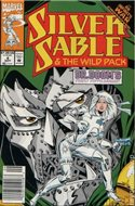 Silver Sable and the Wild Pack (1992-1995; 2017) (Comic-Book) #4