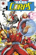 The H.A.R.D Corps (Comic Book) #1