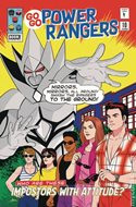 Go Go Power Rangers (Variant Covers) (Comic Book) #10