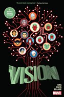 The Vision (Hardcover 488 pages Oversized) #