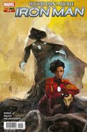 Victor von Muerte: Iron Man (2017-2018) (Grapa. 24 páginas.) #9