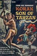 Korak Son of Tarzan / The Tarzan Family (Comic-book. 32 pp) #6