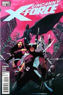 Uncanny X-Force Vol. 1 (2010-2012) (Grapa) #2