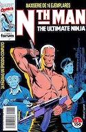 Nth Man. The Ultimate Ninja (Grapa. 17x26. 24 páginas. Color. 1991-1992) #2