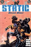 Static (Comic Book) #3