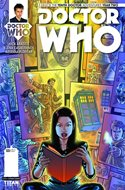 Doctor Who: The Tenth Doctor Adventures Year Two (Grapa) #3