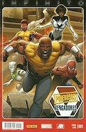 Poderosos Vengadores / Capitán América y los Poderosos Vengadores (2013-2015) (Grapa.) #1