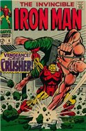 Iron Man Vol. 1 (1968-1996) (Comic book) #6