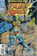 Justice League Task Force (Comic Book) #8
