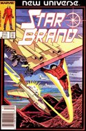 Star brand (Comic book) #3