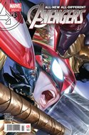 All-New All-Different Avengers (2016-2017) (Grapa) #3