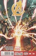 Avengers Vol. 5 (2013-2015) (Comic Book) #8