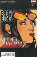 Spider-Woman (Vol. 6 2015-2017 Variant Cover) (Comic Book) #1.1
