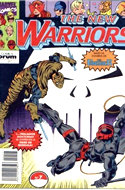 The New Warriors Vol. 1 (1991-1995) (Grapa 24 pp) #7