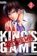King's Game Extreme (Rústica con sobrecubierta) #2