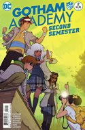 Gotham Academy Second Semester (Comic Book) #2