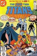 The New Teen Titans / Tales of the Teen Titans Vol. 1 (1980-1988) (Comic book) #2