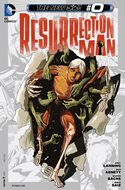 Resurrection Man vol. 2 (2011-2012) (Comic-Book) #0