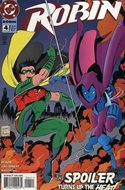 Robin Vol. 4 (1993-2009) (Grapa) #4