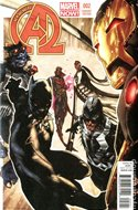New Avengers Vol. 3 (2013 -2015 Variant Covers) (Comic Book) #2