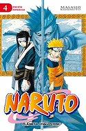 Naruto (Rústica con sobrecubierta) #4