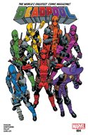 Deadpool Vol. 4 (Comic Book) #4