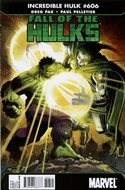 The Incredible Hulk / The Incredible Hulks (2009-2011) (Comic Book) #606