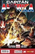 Capitán América vol. 8 (2011-) (Grapa) #27