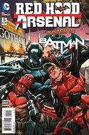 Red Hood / Arsenal (2015-2016) (Comic Book) #5