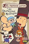 El profesor Layton y sus divertidos misterios (Rústica con sobrecubierta) #2