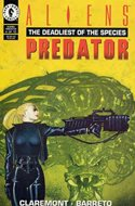 Aliens / Predator: The Deadliest of the Species (Comic Book) #4