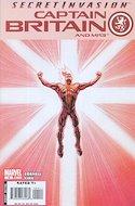 Captain Britain and MI13 (Grapa) #4