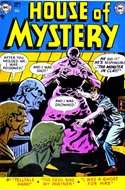 The House of Mystery (Grapa) #6