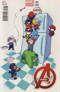 Avengers Vol. 5 (2013-2015 Variant Covers) (Comic Book) #1.6