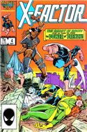 X-Factor Vol. 1 (1986-1998) (Comic Book) #4