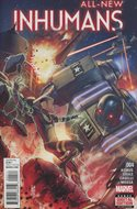 All-New Inhumans (Comic Book) #4