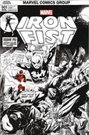 Iron Fist Vol. 5 (2017-2018 Variant Cover) (Comic Book) #1.4