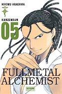 Fullmetal Alchemist (Kanzenban) #5