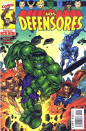 Los Defensores (2002) (Grapa. 17x26. 24 páginas. Color.) #1