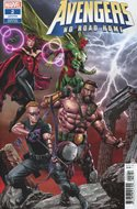 Avengers: No Road Home (Variant Cover) (Comic Book) #2